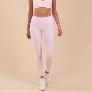 Gymshark Dreamy leggings in Chalk pink